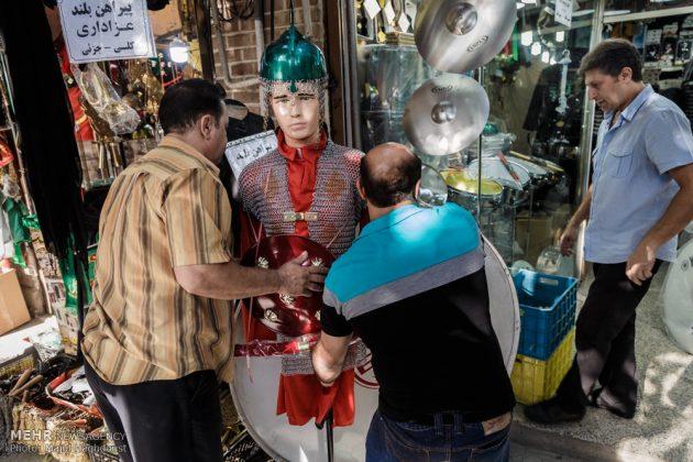ايران تستعد لإستقبال شهر محرم الحرام3