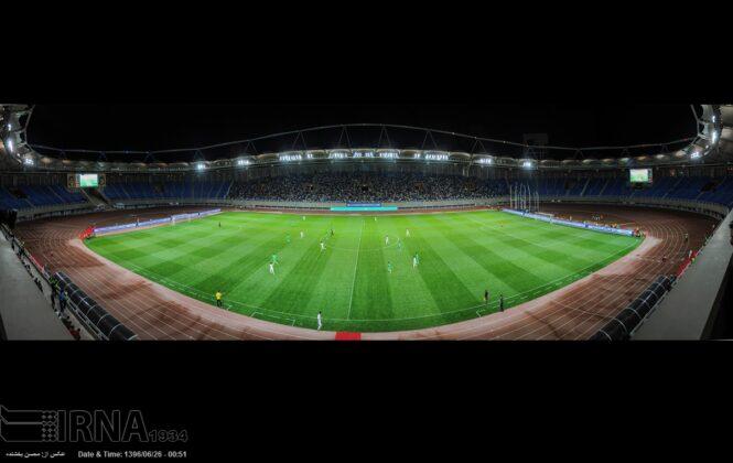 Modern 'Emam Reza' Stadium Officially Opened in Iran's Mashhad3