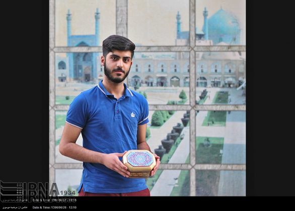اصفهان مدینة الصناعات اليدوية 3