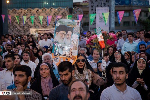 طهران .. إحتفال عيد الغدير 30