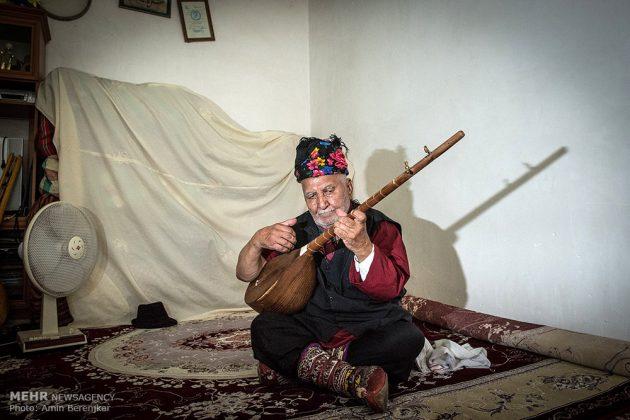 التعايش السلمي بين مختلف القوميات الايرانية في خراسان الشمالية 31