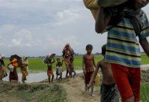 الهلال الاحمر يعلن عن رفض بورما بدخول شحنة المساعدات الايرانية