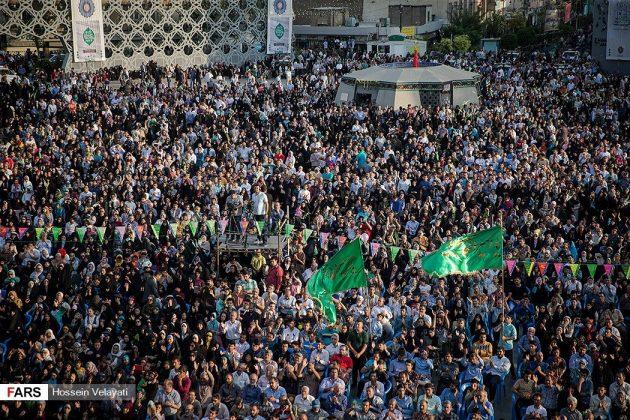 طهران .. إحتفال عيد الغدير 4