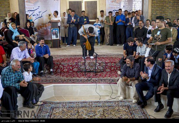 """مهرجان """"الطنبور"""" فی کرمانشاه الايرانية4"""