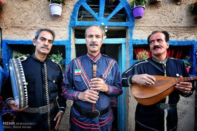 """مهرجان """"القرية"""" في """"زنجان"""" الإيرانية 4"""