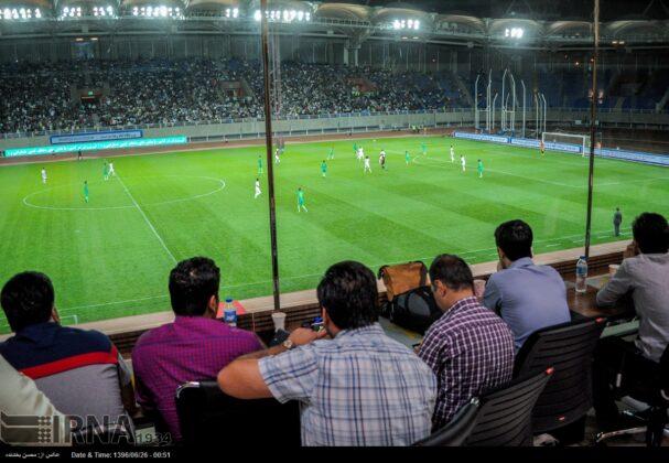 Modern 'Emam Reza' Stadium Officially Opened in Iran's Mashhad4