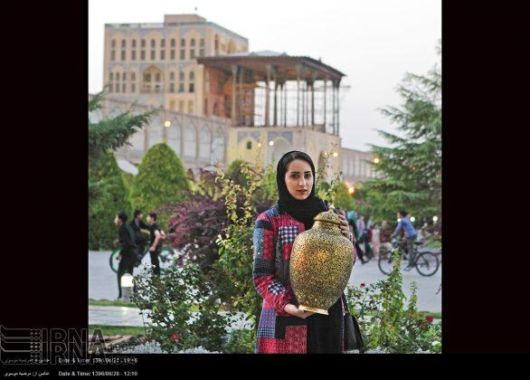 اصفهان مدینة الصناعات اليدوية 4