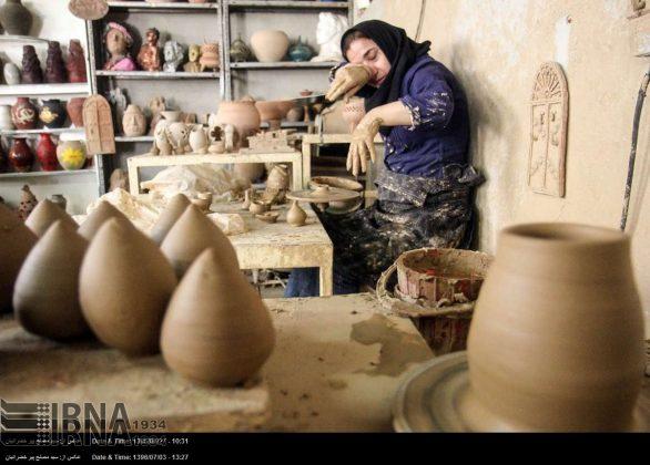 الصناعات الیدویة فی کردستان الايرانية 4