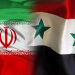 سوريه وايران