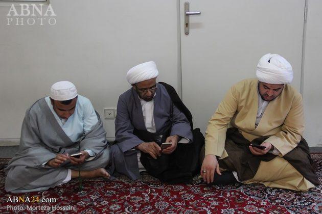 مراسم اعتمار العمامة في عيد الغدير5
