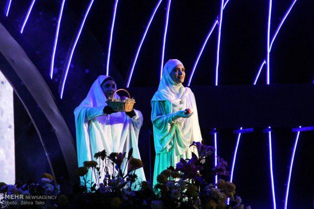 إفتتاح مسابقات قرآنية خاصة للنساء الايرانيات5