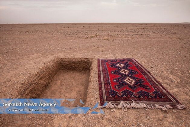 Red Region Project: Carpets Show Chaos in Mideast5