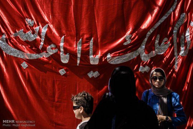 ايران تستعد لإستقبال شهر محرم الحرام5