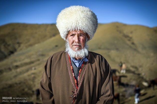 التعايش السلمي بين مختلف القوميات الايرانية في خراسان الشمالية 5