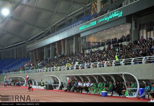 Modern 'Emam Reza' Stadium Officially Opened in Iran's Mashhad5