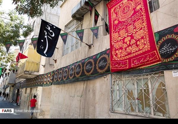 طهران تلبس ثوب الحزن بمناسبة عاشوراء 5