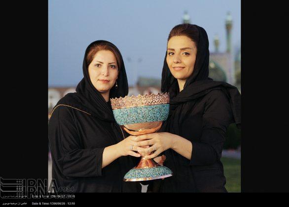 اصفهان مدینة الصناعات اليدوية 5