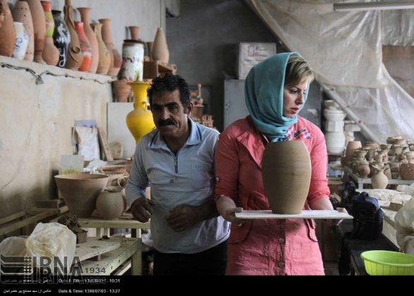 الصناعات الیدویة فی کردستان الايرانية 5