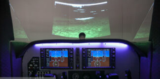 Iran Joins Countries Having Flight Simulator Technology