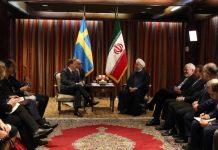 فتح صفحة جديدة في العلاقات الاقتصادية بين طهران ستوكهولم