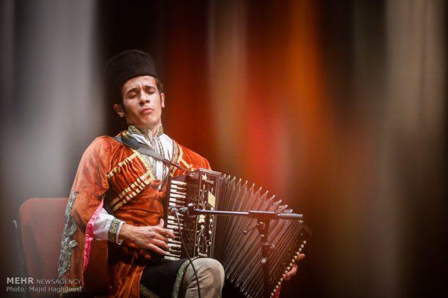 طهران .. المهرجان الوطني لموسيقى الشباب 6