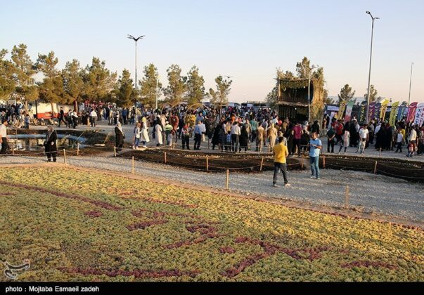 Fifth Urmia Grape Festival Underway in Northwestern Iran 6