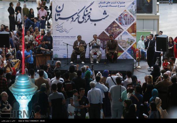 """طهران تستضيف """"امسية كردستان"""" الثقافية 6"""