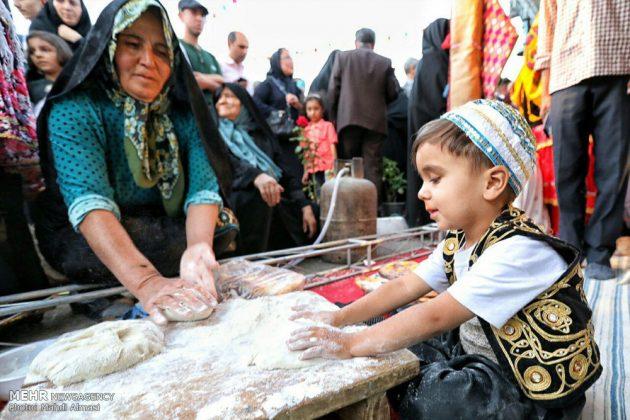 """مهرجان """"القرية"""" في """"زنجان"""" الإيرانية 6"""