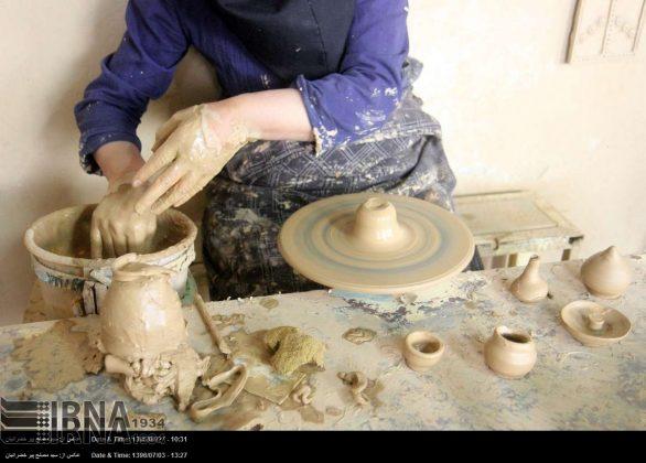 الصناعات الیدویة فی کردستان الايرانية 6