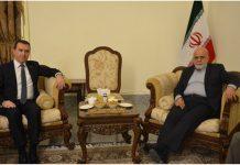 السفير الايراني في العراق يلتقي نظيره التركي ببغداد