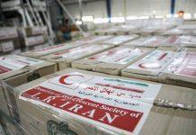 إيران ترسل الدفعة الثانية من المساعدات الإنسانية الى مسلمي ميانمار