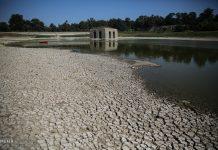 بحيرات محافظة مازندران الايرانية تواجه خطر الجفاف7