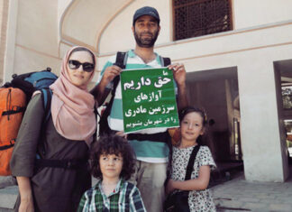 Iranian Family Starts 60-Day March to Protest Concert Ban