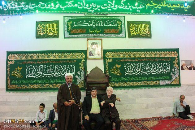مراسم اعتمار العمامة في عيد الغدير7