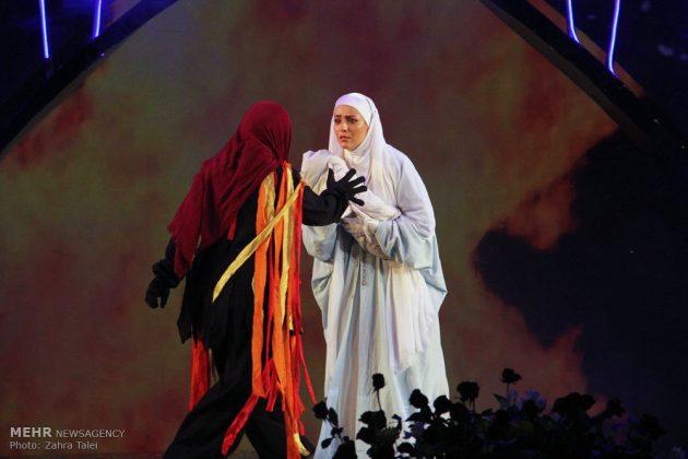 إفتتاح مسابقات قرآنية خاصة للنساء الايرانيات7