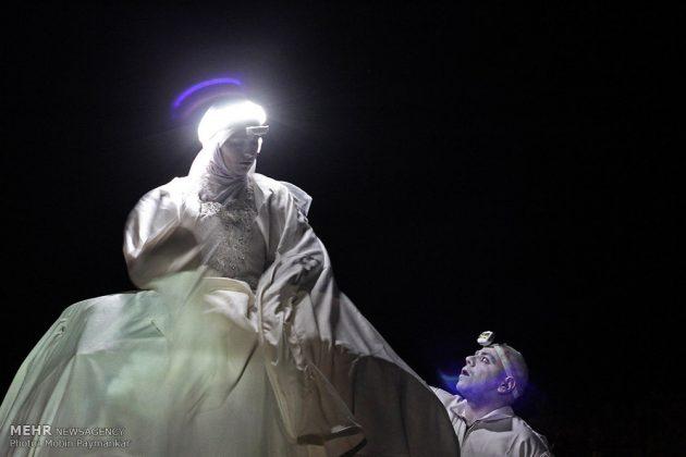 """مهرجان """"مريوان"""" لمسرح الشارع 7"""