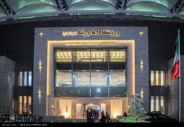 Modern 'Emam Reza' Stadium Officially Opened in Iran's Mashhad7