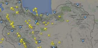 No US, Saudi Aircraft Allowed to Cross Iran's Airspace: Commander