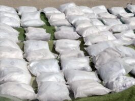 Iran's Police Seize Over One Tonne of Heroin