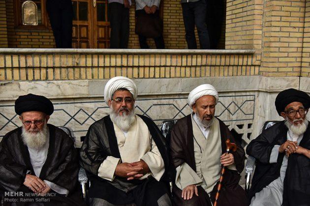 """افتتاح العام الدراسي الجديد في حوزة """"خراسان"""" الدينية8"""