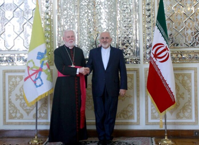 Iran, Vatican City Discuss Plight of Rohingya Muslims in Myanmar8
