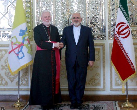 وزير خارجية الفاتيكان .. دعمنا ومازلنا ندعم الاتفاق النووي 8