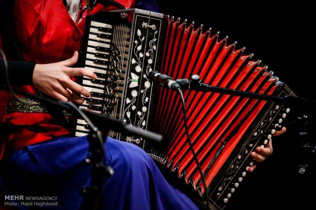 طهران .. المهرجان الوطني لموسيقى الشباب 8
