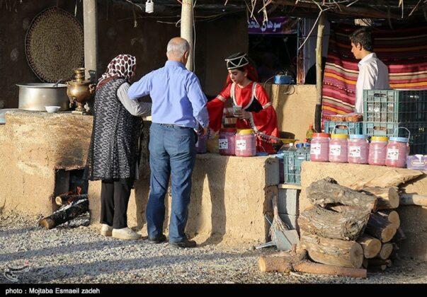 Fifth Urmia Grape Festival Underway in Northwestern Iran 8