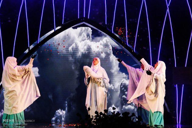 إفتتاح مسابقات قرآنية خاصة للنساء الايرانيات8