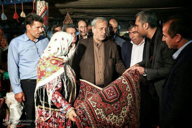 """مهرجان """"القرية"""" في """"زنجان"""" الإيرانية 8"""