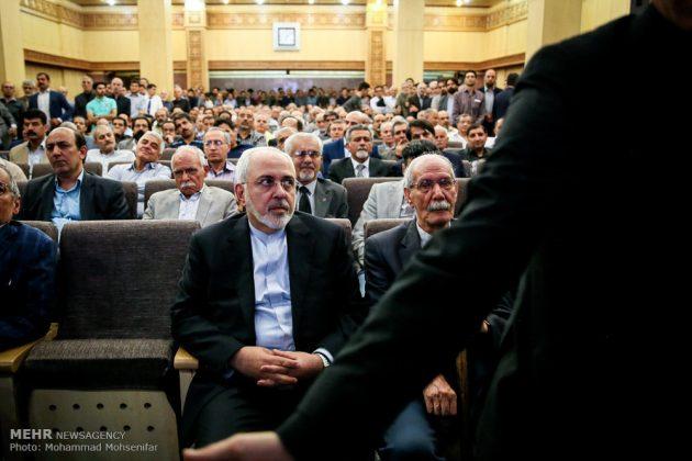 """مراسم تأبين وزير الخارجية الايراني الاسبق """"ابراهيم يزدي""""9"""
