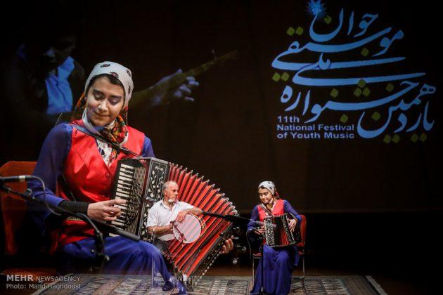 طهران .. المهرجان الوطني لموسيقى الشباب 9