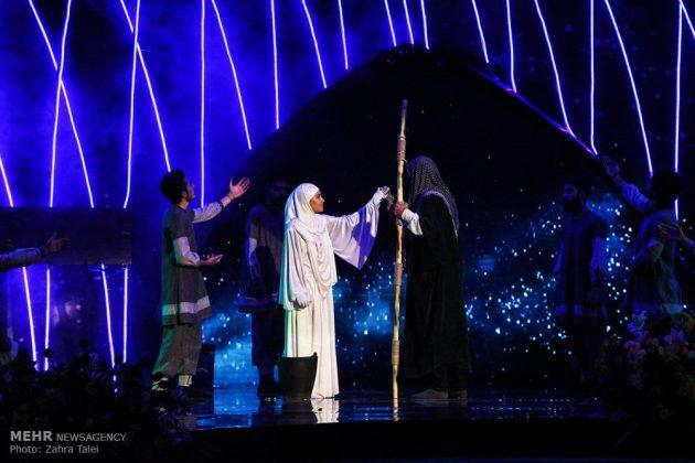 إفتتاح مسابقات قرآنية خاصة للنساء الايرانيات9