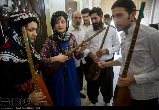 """مهرجان """"الطنبور"""" فی کرمانشاه الايرانية9"""